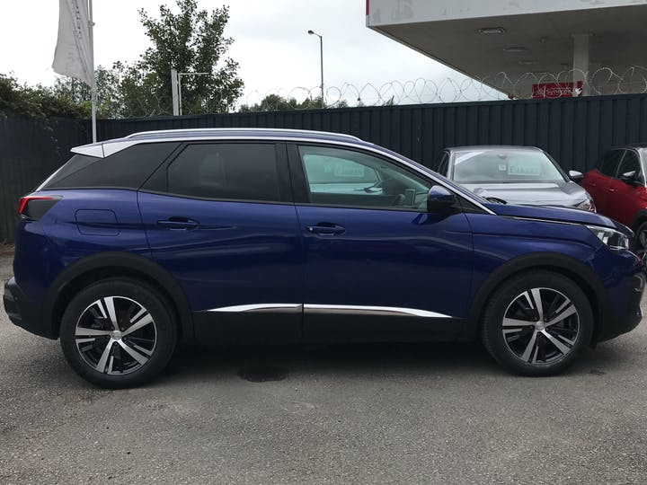 Peugeot 3008 1.5 Bluehdi Allure 5dr   FP69ULY   Photo 11