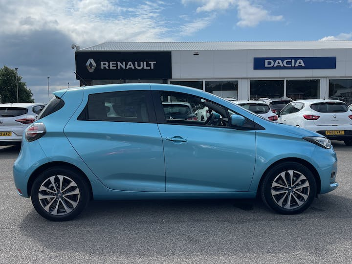 Renault Zoe R135 52kwh GT Line Hatchback 5dr Electric Auto (i) (134 Bhp)   FR21MHO   Photo 11