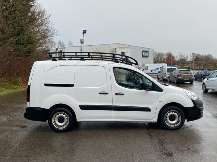 Peugeot Partner 1.6 Bluehdi (eu6) S L2 744 Crew Van 6dr Diesel Manual (113 G/km, 100 Bhp) | FT17GCY | Photo 11