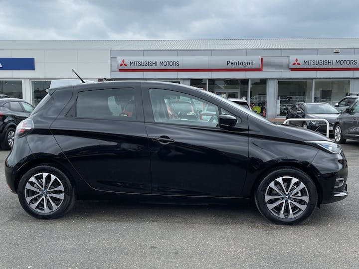 Renault Zoe R135 52kwh GT Line Hatchback 5dr Electric Auto (i, Rapid Charge) (134 Bhp) | FX21XRG | Photo 11