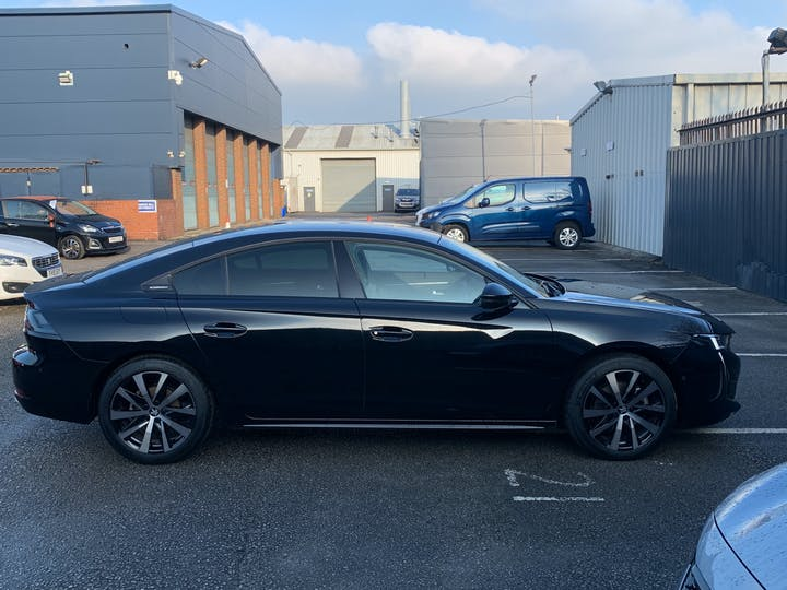 Peugeot 508 1.5 Bluehdi GT Line Fastback 5dr Diesel Manual (s/s) (130 Ps) | FY69YOM | Photo 11