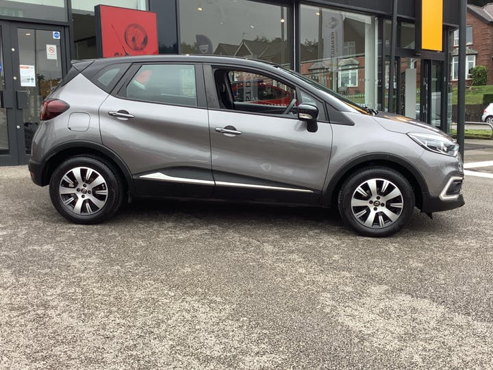 Renault Captur 0.9 Tce Energy Play SUV 5dr Petrol (s/s) (90 Ps) | HJ68VJG | Photo 11