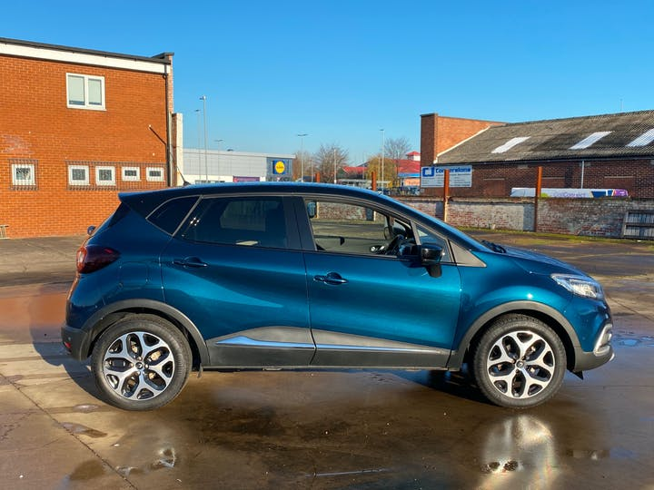 Renault Captur 1.3 Tce 130PS GT Line 5dr | HK69RKE | Photo 11