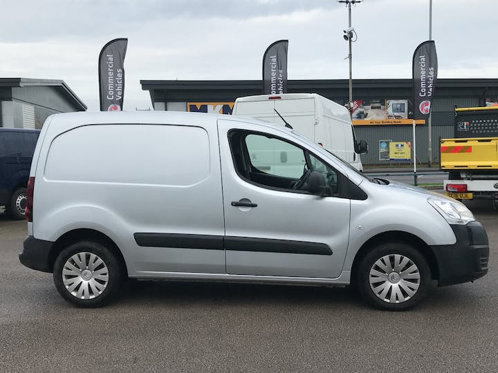 Citroen Berlingo 1.6 Bluehdi 850 Enterprise L1 Panel Van 5dr Diesel Manual (112 G/km, 100 Bhp) | LA17XHF | Photo 11