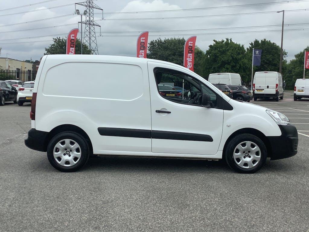 Peugeot Partner Panel Van 15