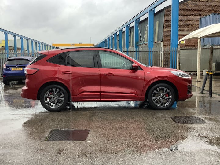 Ford Kuga 1.5 Ecoblue St Line First Edition SUV 5dr Diesel Manual (s/s) (120 Ps) | MA20WKD | Photo 11