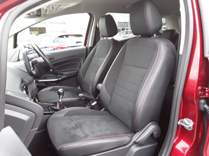 Ford EcoSport 1.0t Ecoboost St Line SUV 5dr Petrol Manual (s/s) (140 Ps) | MC18XHS | Photo 11