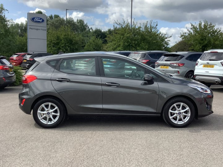 Ford Fiesta 1.1 Ti Vct Zetec Hatchback 5dr Petrol Manual (s/s) (85 Ps)   MD19LBP   Photo 11