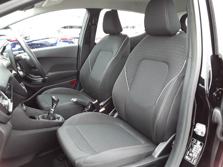 Ford Fiesta 1.0t Ecoboost Zetec Hatchback 5dr Petrol Manual (s/s) (100 Ps) | MJ18EKH | Photo 11