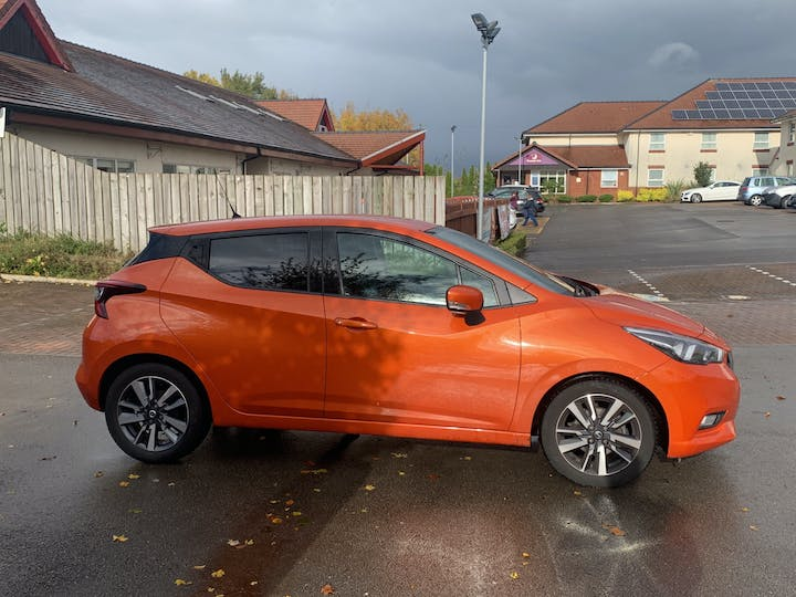 Nissan Micra 0.9 Ig T Acenta Limited Edition Hatchback 5dr Petrol Manual (s/s) (90 Ps) | ML18DZH | Photo 11