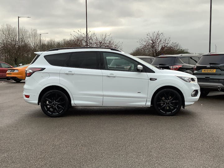 Ford Kuga 2.0 TDCi St Line X SUV 5dr Diesel Manual Awd (s/s) (180 Ps)   ML67KWG   Photo 11