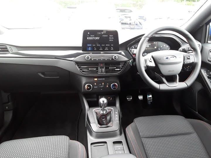 Ford Focus 1.0t Ecoboost St Line Hatchback 5dr Petrol Manual (s/s) (125 Ps)   MM69UHT   Photo 11