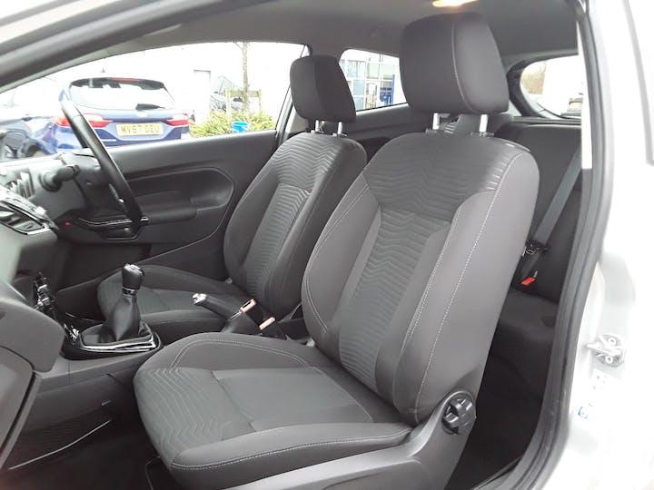 Ford Fiesta 1.25 Zetec Hatchback 3dr Petrol Manual (122 G/km, 81 Bhp) | MP65NLO | Photo 11