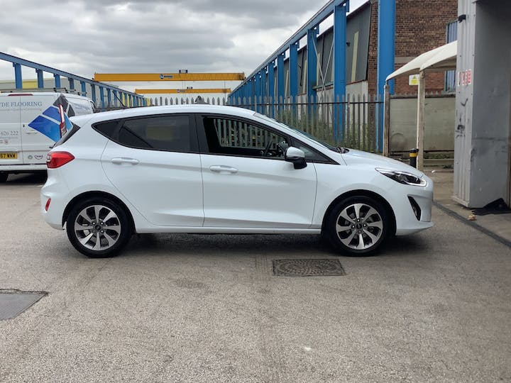 Ford Fiesta 1.1 Ti Vct Trend Hatchback 5dr Petrol Manual (s/s) (85 Ps) | MT69MMF | Photo 11
