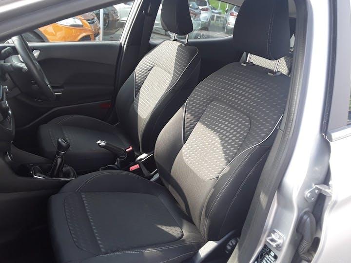 Ford Fiesta 1.1 Ti Vct Zetec Hatchback 5dr Petrol Manual (s/s) (85 Ps)   MV67HCU   Photo 11