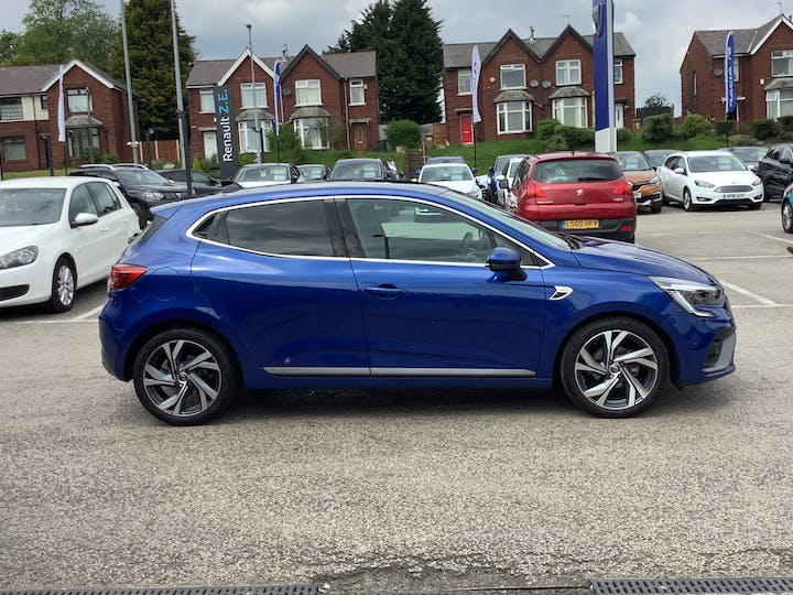 Renault Clio 1.0 Tce RS Line Hatchback 5dr Petrol Manual (s/s) (90 Ps) | MW21VFL | Photo 11
