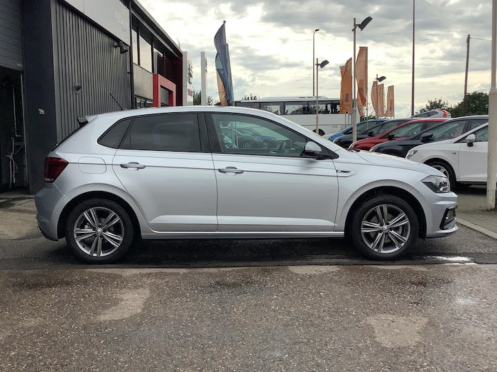 Volkswagen Polo 1.0 Tsi R Line Hatchback 5dr Petrol Manual (s/s) (115 Ps) | RJ69FCA | Photo 11