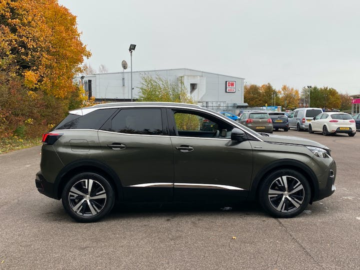 Peugeot 3008 1.6 Bluehdi GT Line SUV 5dr Diesel (s/s) (120 Ps) | SF67WYC | Photo 11