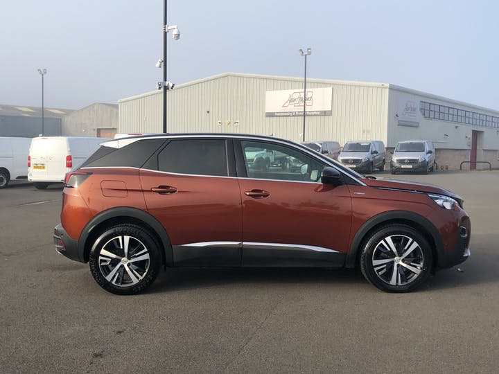 Peugeot 3008 1.6 Bluehdi GT Line SUV 5dr Diesel Eat (s/s) (120 Ps) | SJ17MHY | Photo 11