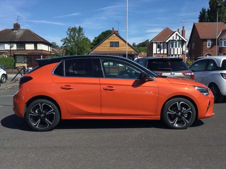 Vauxhall Corsa 1.2 Turbo Elite Nav Premium Hatchback 5dr Petrol Auto (s/s) (100 Ps) | WP69RCZ | Photo 11