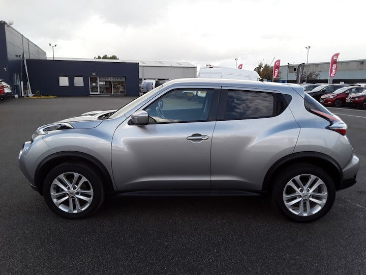 Nissan Juke 1.2 Dig T Acenta SUV 5dr Petrol (s/s) (115 Ps) | YL67XRX | Photo 11