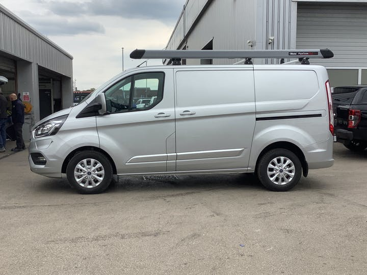 Ford Transit Custom 340 1.0 Ecoboost PHEV 126PS L1 Low Roof Limited Auto   65N008175   Photo 12