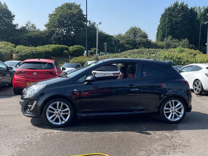 Vauxhall Corsa 1.4 I 16V SRi Hatchback 3dr Petrol Manual (a/c) (129 G/km, 99 Bhp)   BF63VUB   Photo 12