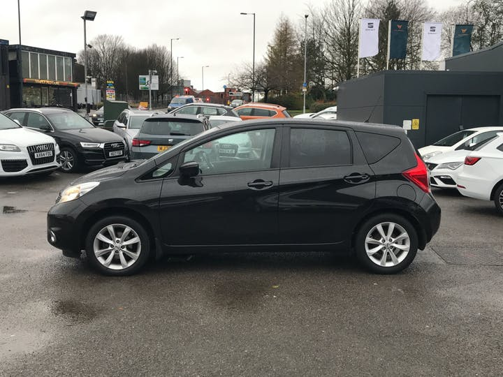 Nissan Note 1.2 Dig S Tekna Hatchback 5dr Petrol Manual (99 G/km, 97 Bhp) | BF64NKC | Photo 12
