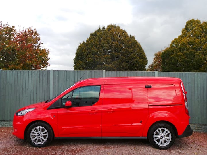 Ford Transit Connect 240 1.5 Ecoblue 120PS L2 H1 | BN69UPB | Photo 12