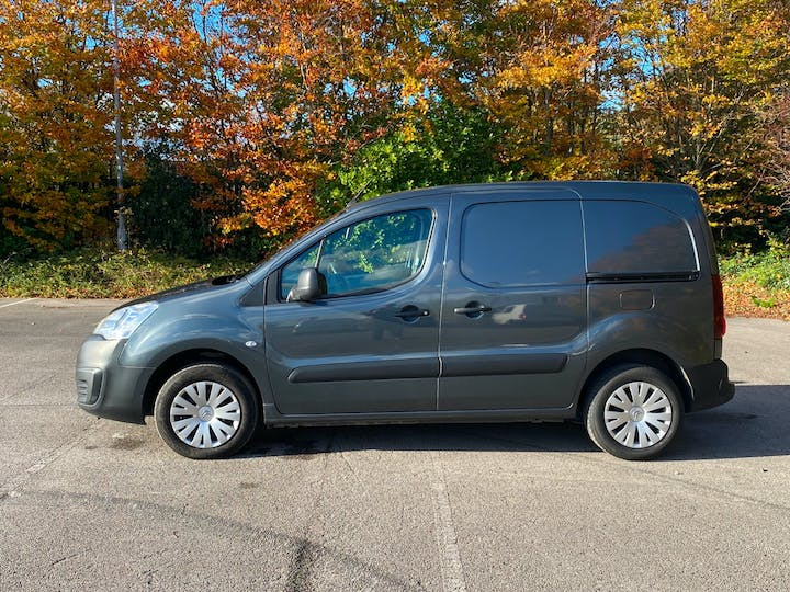 Citroen Berlingo 1.6 Bluehdi 850 Enterprise L1 Panel Van 5dr Diesel Manual (112 G/km, 100 Bhp) | DK67YRR | Photo 12