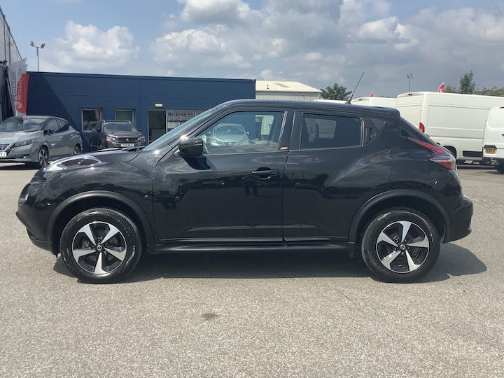 Nissan Juke 1.6 Bose Personal Edition SUV 5dr Petrol (112 Ps) | DT68OAY | Photo 12