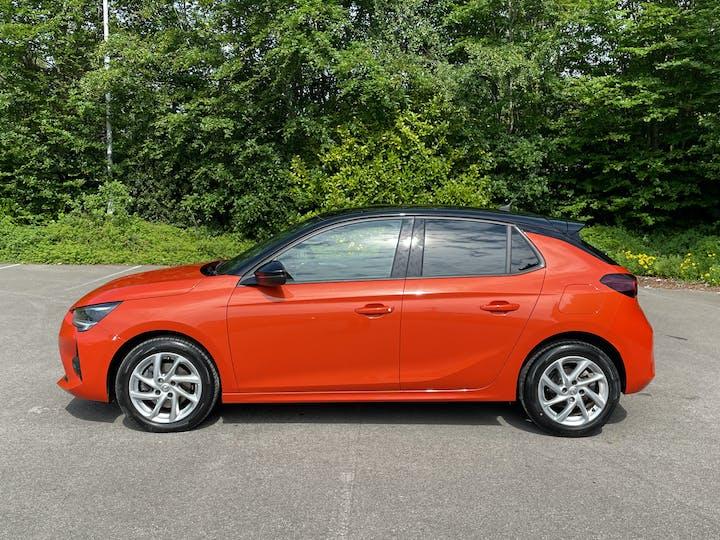 Vauxhall Corsa 1.2 Turbo SRi Premium Hatchback 5dr Petrol Manual (s/s) (100 Ps)   DT69EPP   Photo 12