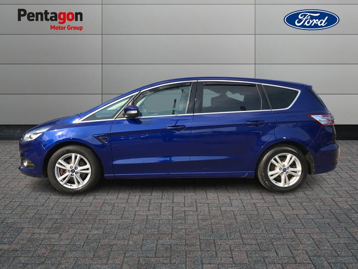 Ford S Max 2.0 TDCi Ecoboost Titanium Mpv 5dr Powershift Diesel (s/s) (180 Ps) | FE66XFP | Photo 12