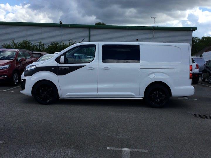 Vauxhall Vivaro L2 Diesel 3100 2.0d 150 Ps Elite H1 D/cab | FG21VNX | Photo 12