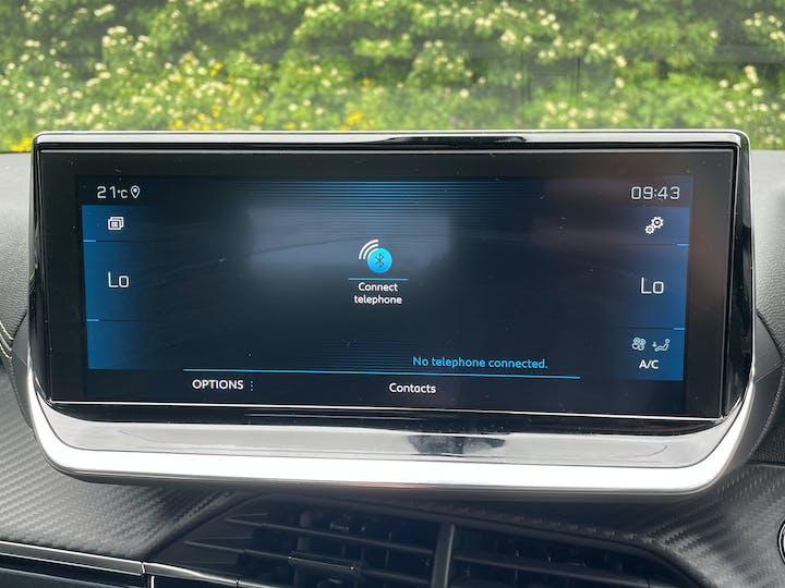 Peugeot 208 1.2 Puretech GT Line Hatchback 5dr Petrol Eat (s/s) (100 Ps) | FH69VGA | Photo 12