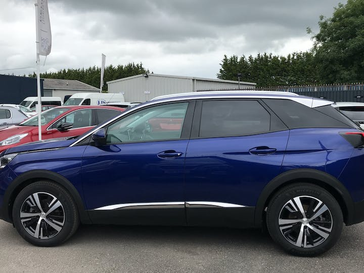 Peugeot 3008 1.5 Bluehdi Allure 5dr   FP69ULY   Photo 12