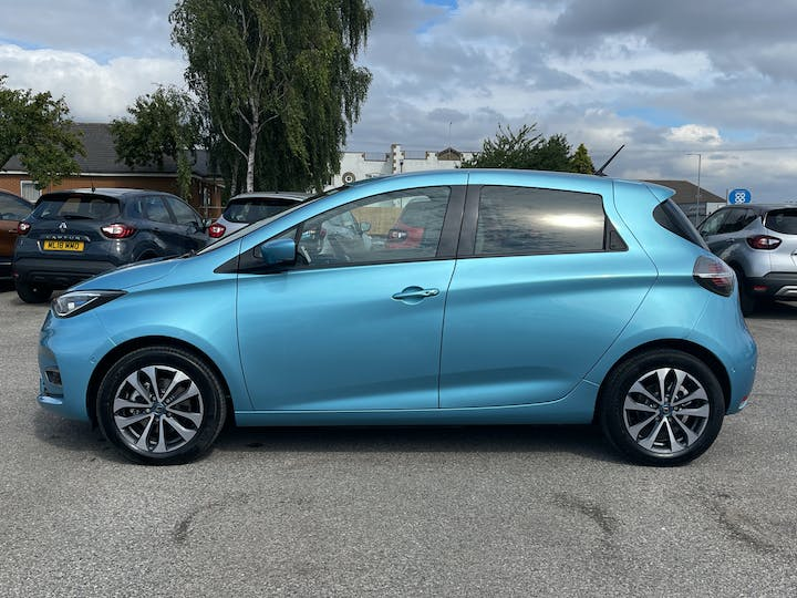 Renault Zoe R135 52kwh GT Line Hatchback 5dr Electric Auto (i) (134 Bhp)   FR21MHO   Photo 12