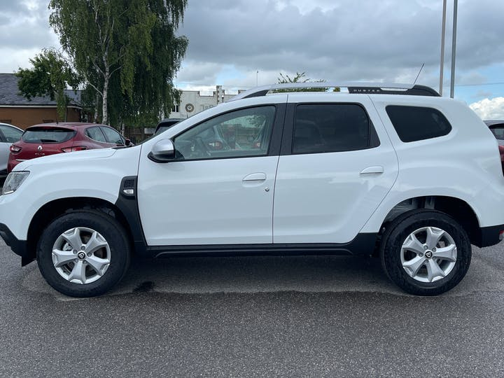 Dacia Duster 1.3 Tce Comfort SUV 5dr Petrol Manual (s/s) (130 Ps) | FT21XRX | Photo 12