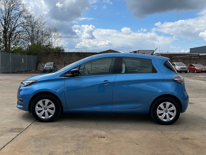 Renault Zoe R110 52kwh Play Hatchback 5dr Electric Auto (i) (107 Bhp)   FV21UTO   Photo 12