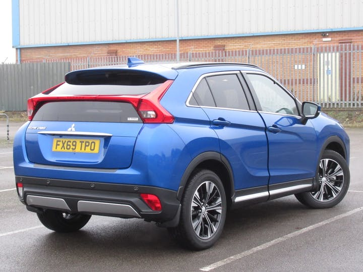 Mitsubishi Eclipse Cross 1.5t Exceed SUV 5dr Petrol Cvt 4wd (s/s) (163 Ps) | FX69TPO | Photo 12