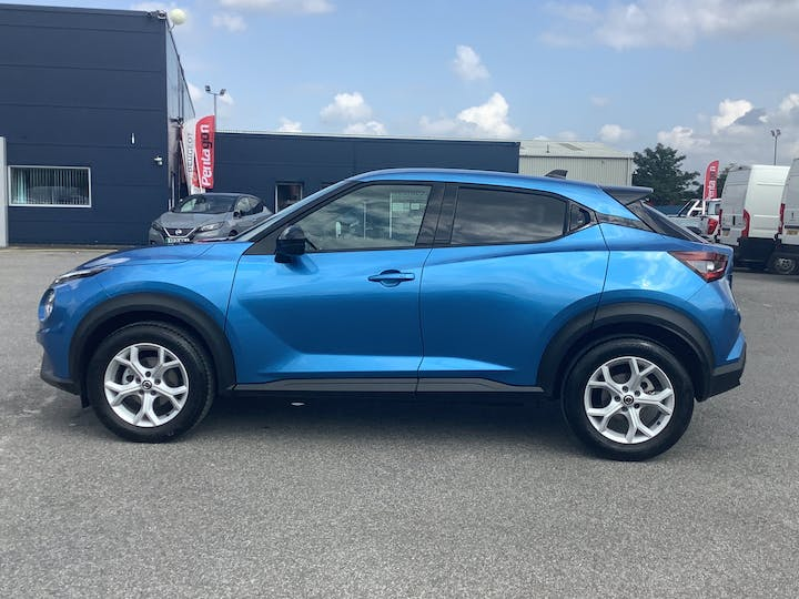 Nissan Juke 1.0 Dig T N Connecta SUV 5dr Petrol Dct Auto (s/s) (114 Ps) | GF21UCM | Photo 12