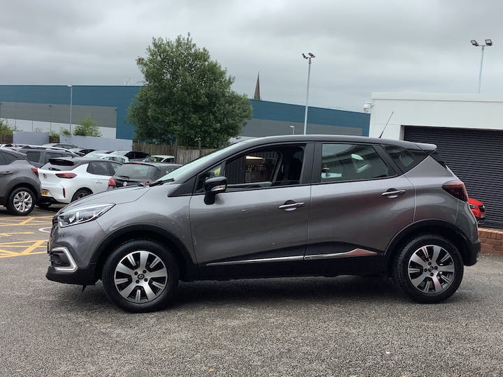 Renault Captur 0.9 Tce Energy Play SUV 5dr Petrol (s/s) (90 Ps) | HJ68VJG | Photo 12