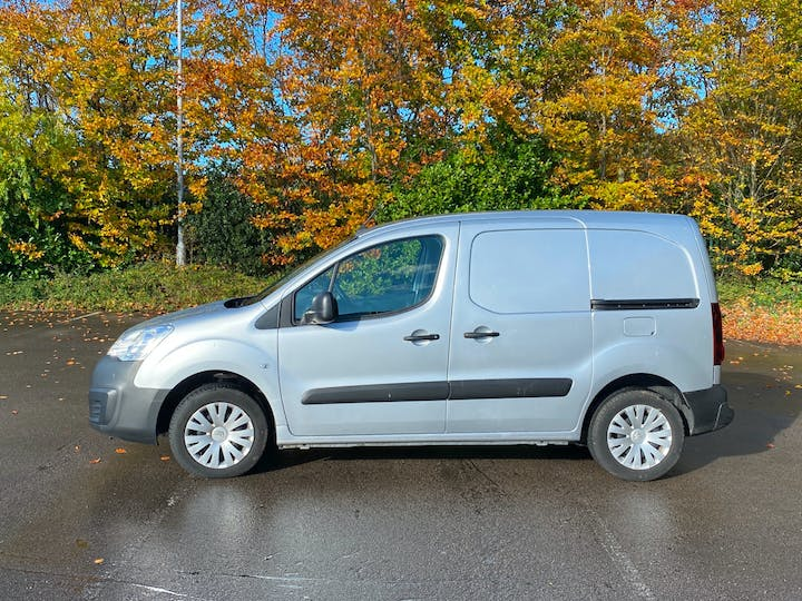Citroen Berlingo 1.6 Bluehdi 850 Enterprise L1 Panel Van 5dr Diesel Manual (112 G/km, 100 Bhp) | HX67UTE | Photo 12