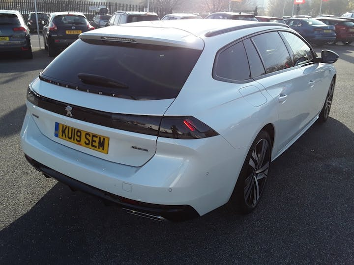 Peugeot 508 SW 1.5 Bluehdi GT Line Estate 5dr Diesel Eat (s/s) (130 Ps) | KU19SEM | Photo 12
