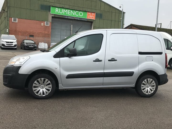 Citroen Berlingo 1.6 Bluehdi 850 Enterprise L1 Panel Van 5dr Diesel Manual (112 G/km, 100 Bhp) | LA17XHF | Photo 12