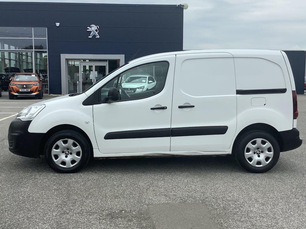 Peugeot Partner Panel Van 16