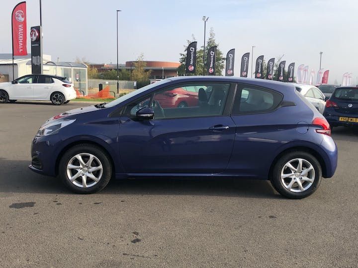 Peugeot 208 1.2 Puretech Active Hatchback 3dr Petrol (82 Ps) | LS66SUU | Photo 12