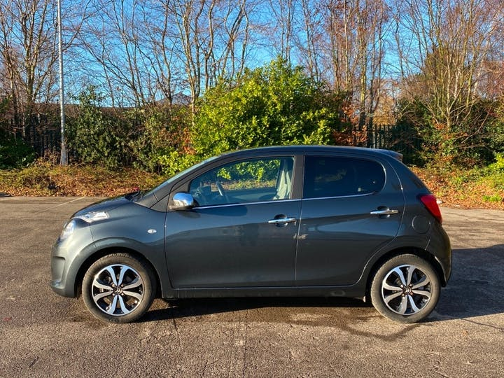 Citroen C1 1.2 Puretech Flair Hatchback 5dr Petrol Manual (82 Ps) | LS67GZO | Photo 12