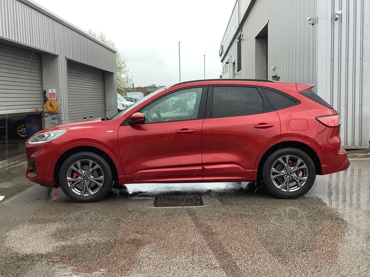 Ford Kuga 1.5 Ecoblue St Line First Edition SUV 5dr Diesel Manual (s/s) (120 Ps) | MA20WKD | Photo 12