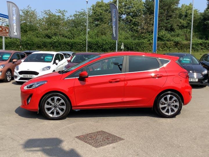 Ford Fiesta 1.0t Ecoboost Titanium Hatchback 5dr Petrol Manual (s/s) (125 Ps) | MA67SVF | Photo 12